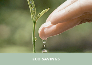 Disposable salon towels eco savings