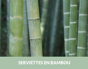 fr-SERVIETTES EN BAMBOU